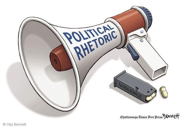Cartoonist Clay Bennett  Clay Bennett's Editorial Cartoons 2011-01-11 bullet