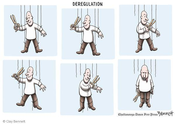 Clay Bennett  Clay Bennett's Editorial Cartoons 2011-01-22 oversight