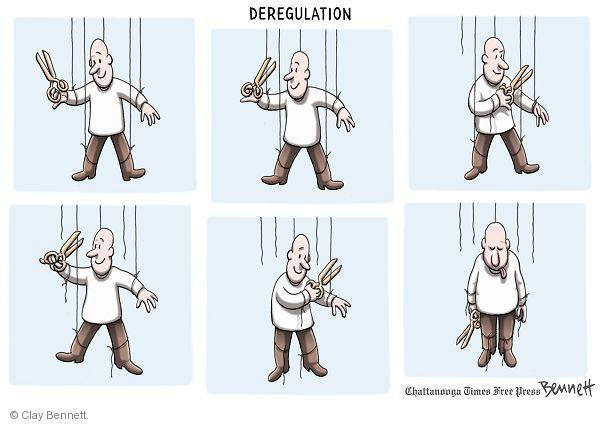 Cartoonist Clay Bennett  Clay Bennett's Editorial Cartoons 2011-01-22 oversight