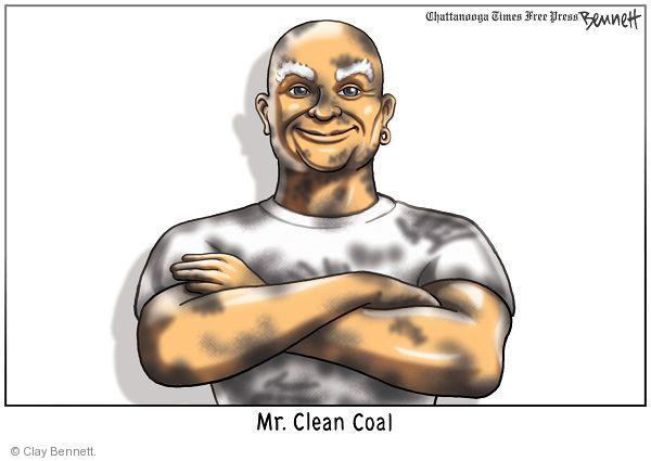 Cartoonist Clay Bennett  Clay Bennett's Editorial Cartoons 2011-01-27 dirt