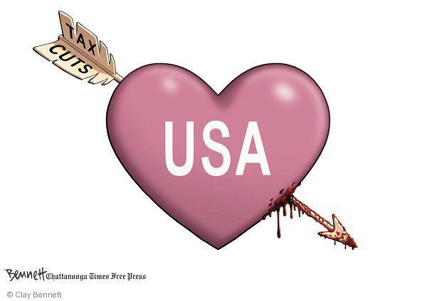 Cartoonist Clay Bennett  Clay Bennett's Editorial Cartoons 2011-02-11 state