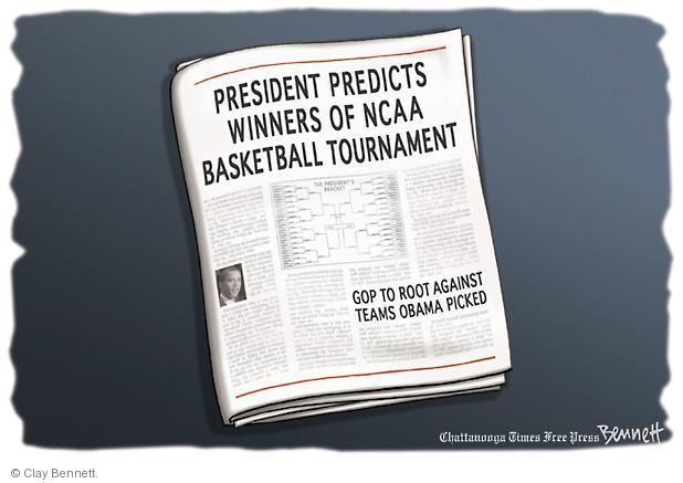 Clay Bennett  Clay Bennett's Editorial Cartoons 2011-03-22 against