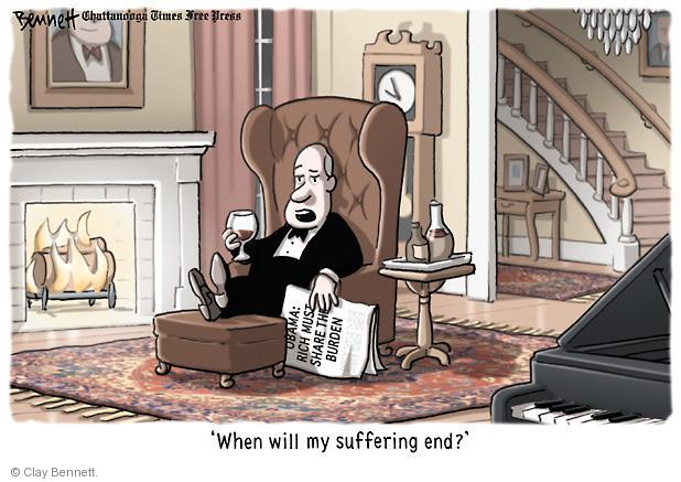 Clay Bennett  Clay Bennett's Editorial Cartoons 2011-04-14 budget deficit