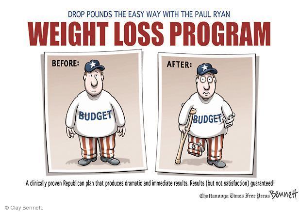 Clay Bennett  Clay Bennett's Editorial Cartoons 2011-04-16 loss