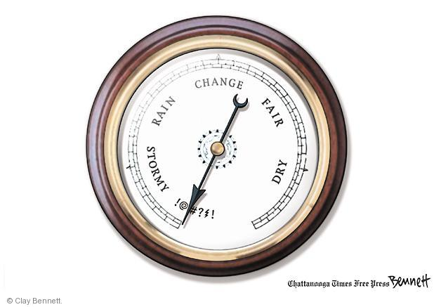 Clay Bennett  Clay Bennett's Editorial Cartoons 2011-04-28 natural