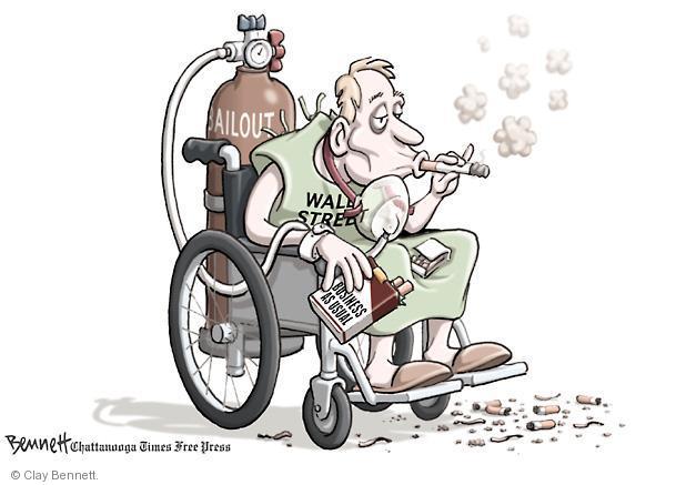 Clay Bennett  Clay Bennett's Editorial Cartoons 2011-04-29 street
