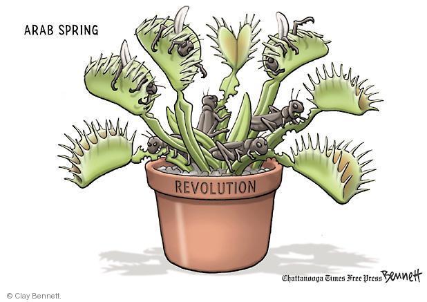 Clay Bennett  Clay Bennett's Editorial Cartoons 2011-05-17 east