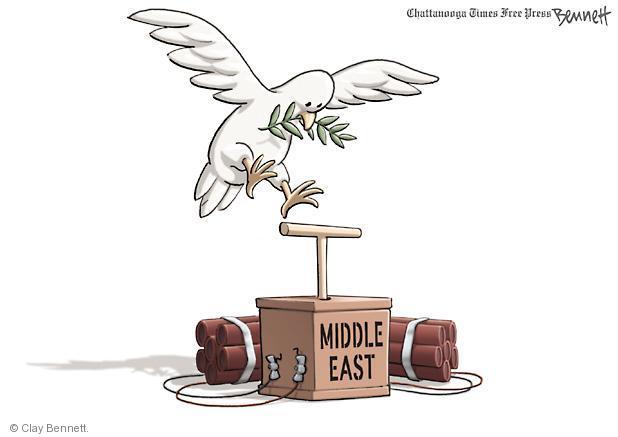Clay Bennett  Clay Bennett's Editorial Cartoons 2011-05-25 east