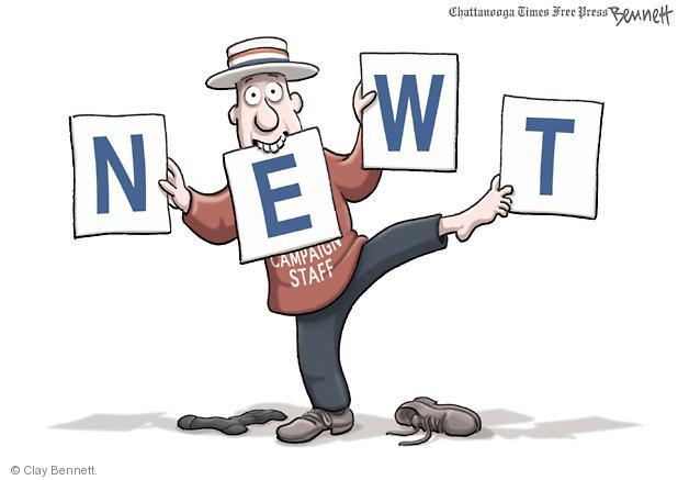 Cartoonist Clay Bennett  Clay Bennett's Editorial Cartoons 2011-06-23 letter