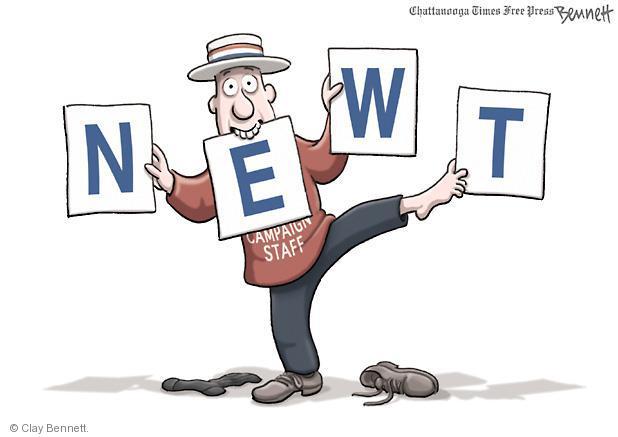 Cartoonist Clay Bennett  Clay Bennett's Editorial Cartoons 2011-06-23 hold