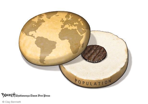 Clay Bennett  Clay Bennett's Editorial Cartoons 2011-07-10 environment