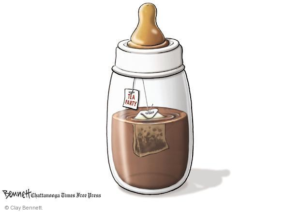 Clay Bennett  Clay Bennett's Editorial Cartoons 2011-07-23 federal budget