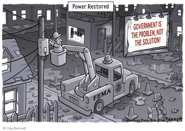 Clay Bennett  Clay Bennett's Editorial Cartoons 2011-08-31 natural