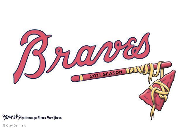 Braves. 2011 Season.