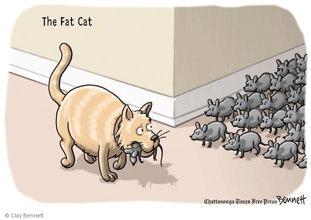 Clay Bennett  Clay Bennett's Editorial Cartoons 2011-10-12 street