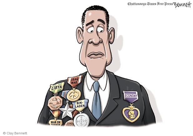 Cartoonist Clay Bennett  Clay Bennett's Editorial Cartoons 2011-10-24 recession