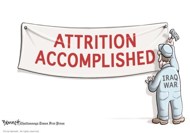 Clay Bennett  Clay Bennett's Editorial Cartoons 2011-12-19 number