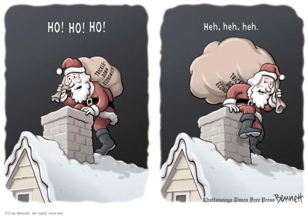 Clay Bennett  Clay Bennett's Editorial Cartoons 2011-12-20 theory