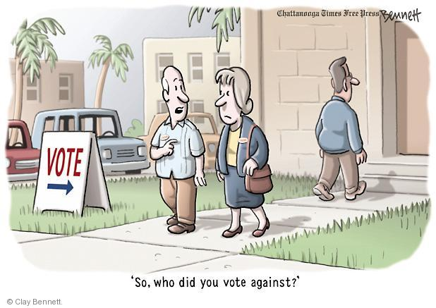 Clay Bennett  Clay Bennett's Editorial Cartoons 2012-02-01 2012 primary