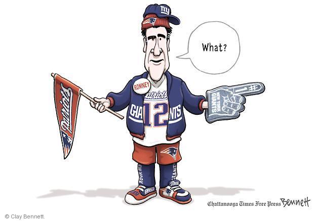 Cartoonist Clay Bennett  Clay Bennett's Editorial Cartoons 2012-02-03 game