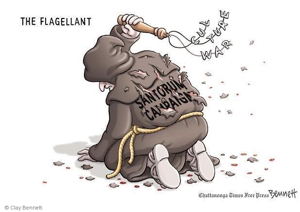 Clay Bennett  Clay Bennett's Editorial Cartoons 2012-02-23 presidential election