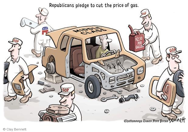 Clay Bennett  Clay Bennett's Editorial Cartoons 2012-03-16 $2.50