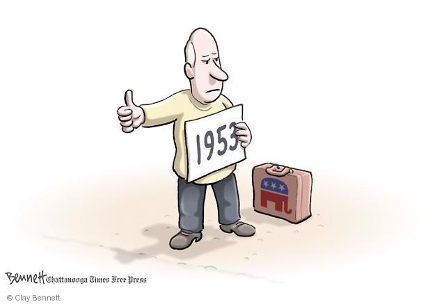 Clay Bennett  Clay Bennett's Editorial Cartoons 2012-03-22 presidential election