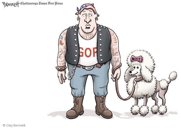 Clay Bennett  Clay Bennett's Editorial Cartoons 2012-04-04 presidential election