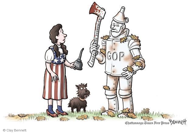 Clay Bennett  Clay Bennett's Editorial Cartoons 2012-05-01 cost
