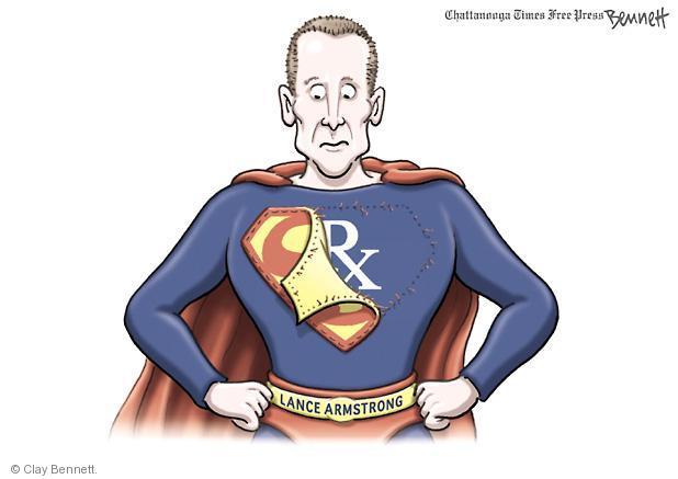 Clay Bennett  Clay Bennett's Editorial Cartoons 2012-06-15 hero