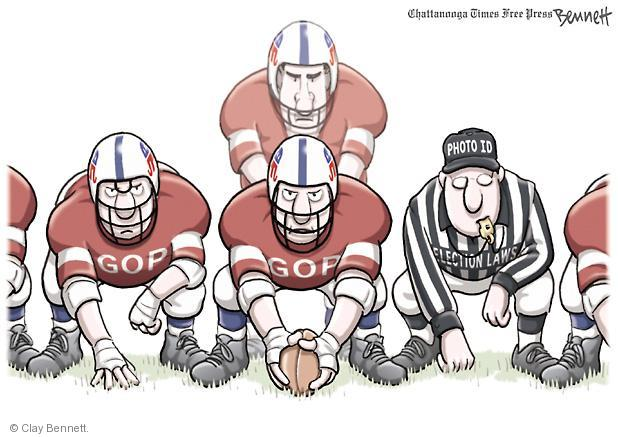Clay Bennett  Clay Bennett's Editorial Cartoons 2012-07-12 laws