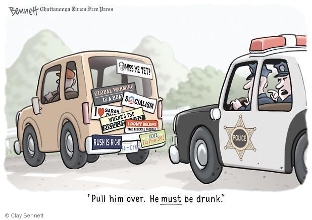 Clay Bennett  Clay Bennett's Editorial Cartoons 2012-07-22 presidential election