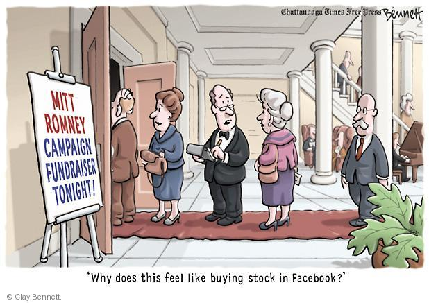Clay Bennett  Clay Bennett's Editorial Cartoons 2012-08-07 presidential election