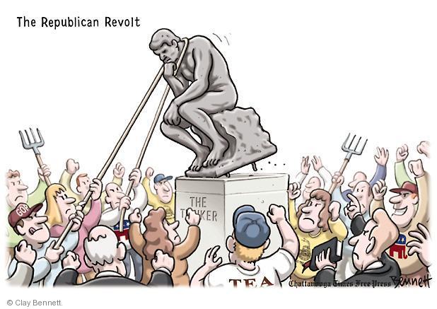 Clay Bennett  Clay Bennett's Editorial Cartoons 2012-08-10 presidential election