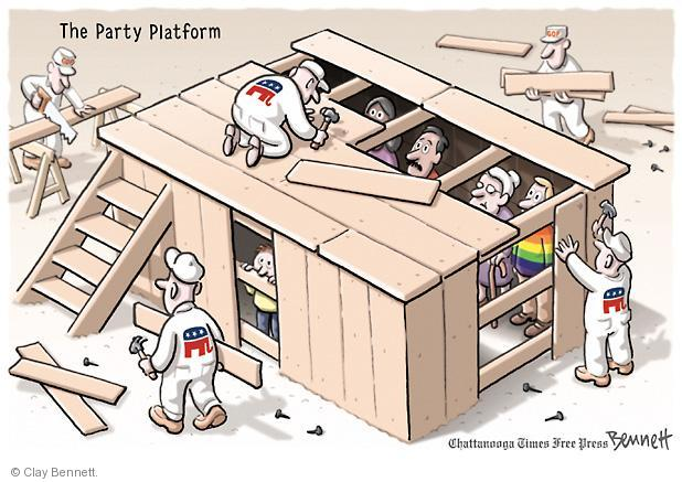 Clay Bennett  Clay Bennett's Editorial Cartoons 2012-08-24 federal budget