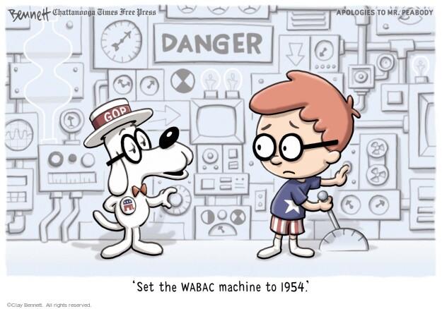 Clay Bennett  Clay Bennett's Editorial Cartoons 2012-08-30 presidential election