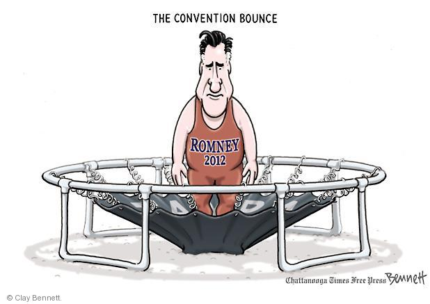 Cartoonist Clay Bennett  Clay Bennett's Editorial Cartoons 2012-09-05 opinion