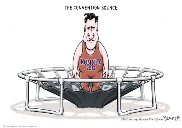 Clay Bennett  Clay Bennett's Editorial Cartoons 2012-09-05 2012 political convention