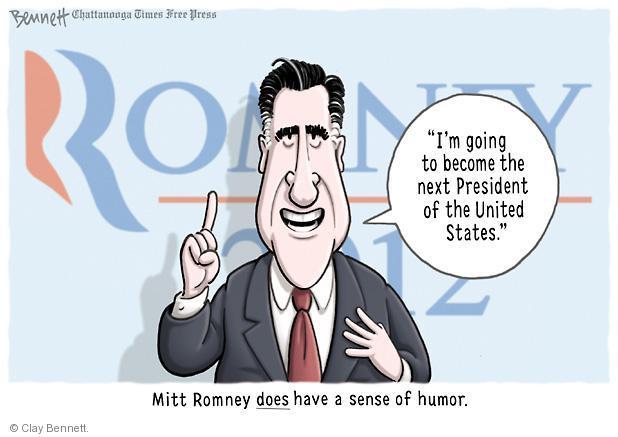 Clay Bennett  Clay Bennett's Editorial Cartoons 2012-10-02 sense