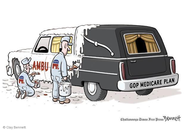Clay Bennett  Clay Bennett's Editorial Cartoons 2012-10-12 presidential election