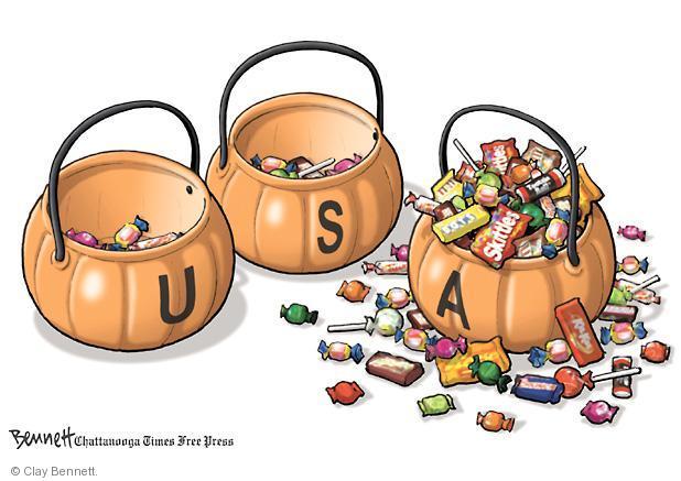 Cartoonist Clay Bennett  Clay Bennett's Editorial Cartoons 2012-11-01 kit