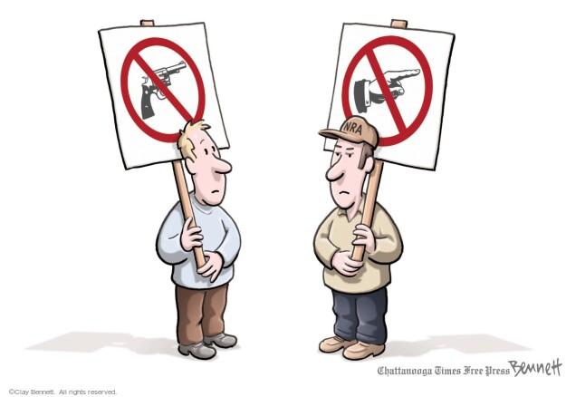 Clay Bennett  Clay Bennett's Editorial Cartoons 2012-12-20 regulate
