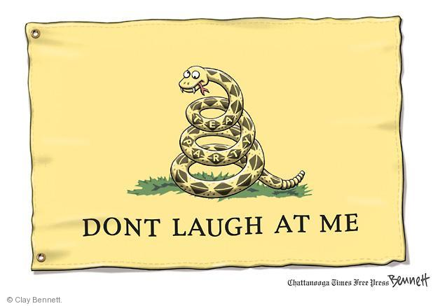Cartoonist Clay Bennett  Clay Bennett's Editorial Cartoons 2013-01-25 political symbol