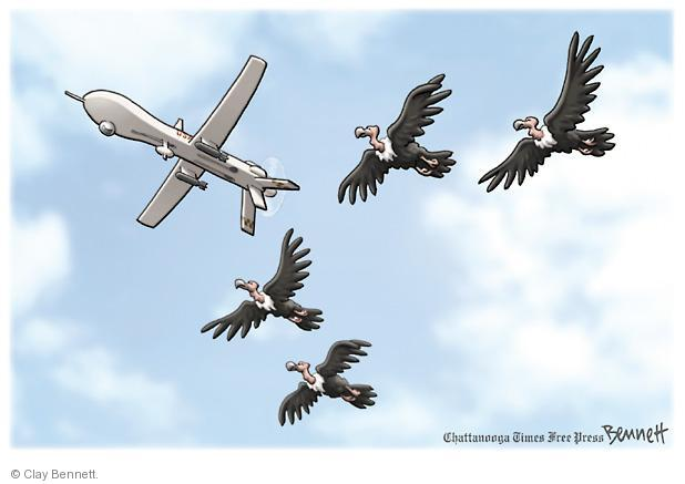 Clay Bennett  Clay Bennett's Editorial Cartoons 2013-02-06 aircraft