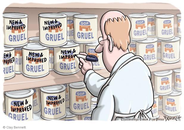 Clay Bennett  Clay Bennett's Editorial Cartoons 2013-03-14 name