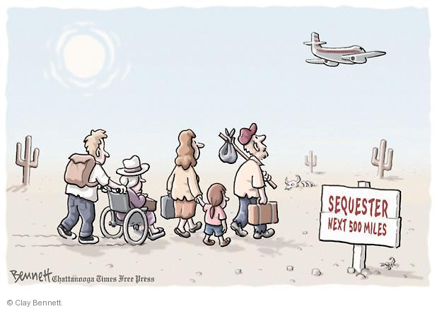 Clay Bennett  Clay Bennett's Editorial Cartoons 2013-05-01 air travel