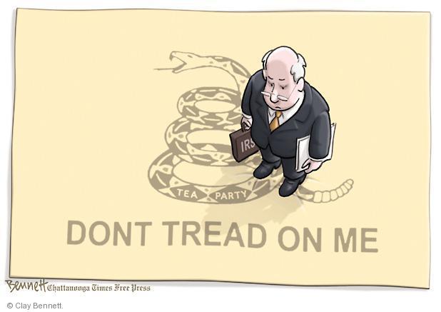 Cartoonist Clay Bennett  Clay Bennett's Editorial Cartoons 2013-05-14 tax review