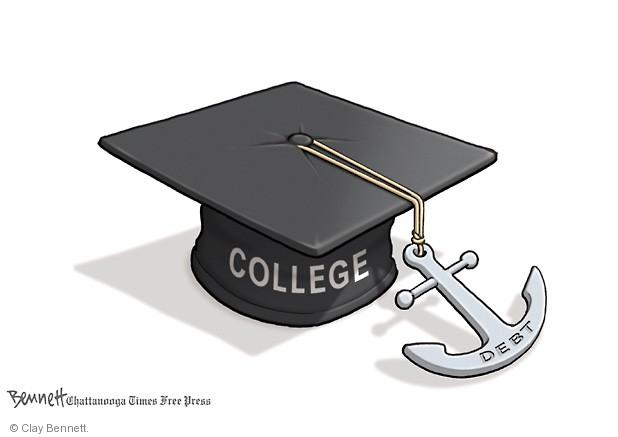 Clay Bennett  Clay Bennett's Editorial Cartoons 2013-06-03 cost