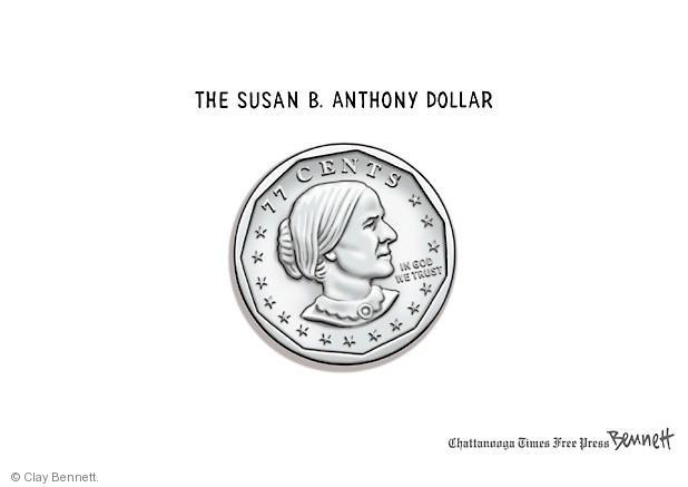 Clay Bennett  Clay Bennett's Editorial Cartoons 2013-06-11 women's suffrage