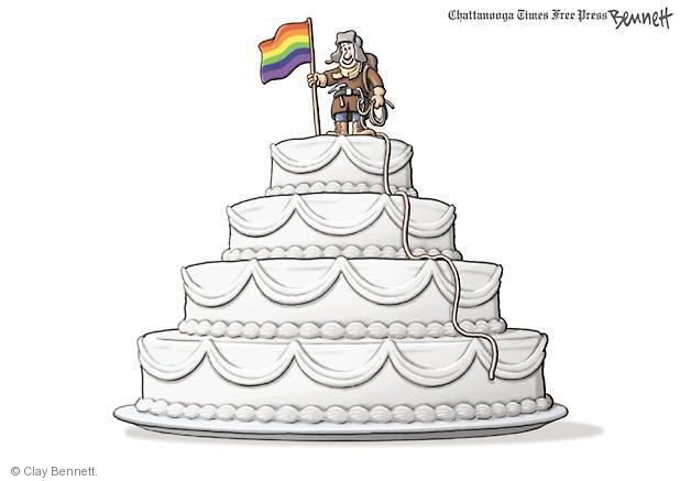 Clay Bennett  Clay Bennett's Editorial Cartoons 2013-06-27 Supreme Court